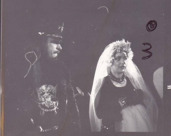 La sposa in cinta